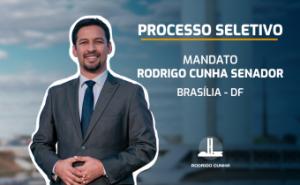 Processo Seletivo Mandato Rodrigo Cunha Senador