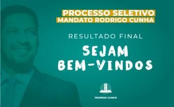 i 5 - Aprovados no Processo Seletivo do gabinete do Senador Rodrigo Cunha