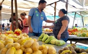 """i - """"Os donos de Alagoas somos todos nós, os alagoanos"""", disse Rodrigo em Murici"""