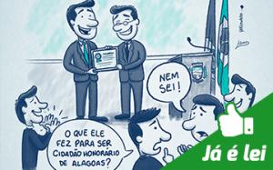 CRITÉRIOS PARA TÍTULO DE CIDADÃO HONORÁRIO
