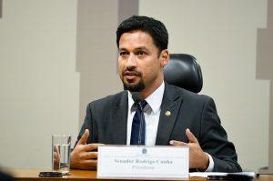 No Senado Federal, Rodrigo mantém proximidade com Alagoas e elege demandas do Estado como pauta prioritária do Mandato em Movimento.