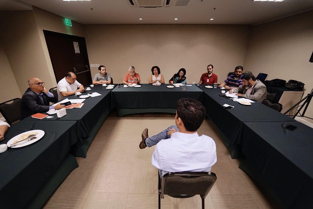 Senador Rodrigo Cunha quer fortalecer partido para as eleições de 2020