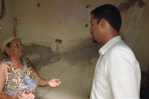 Na Caixa, Rodrigo Cunha avança em busca de crédito especial para famílias do Pinheiro