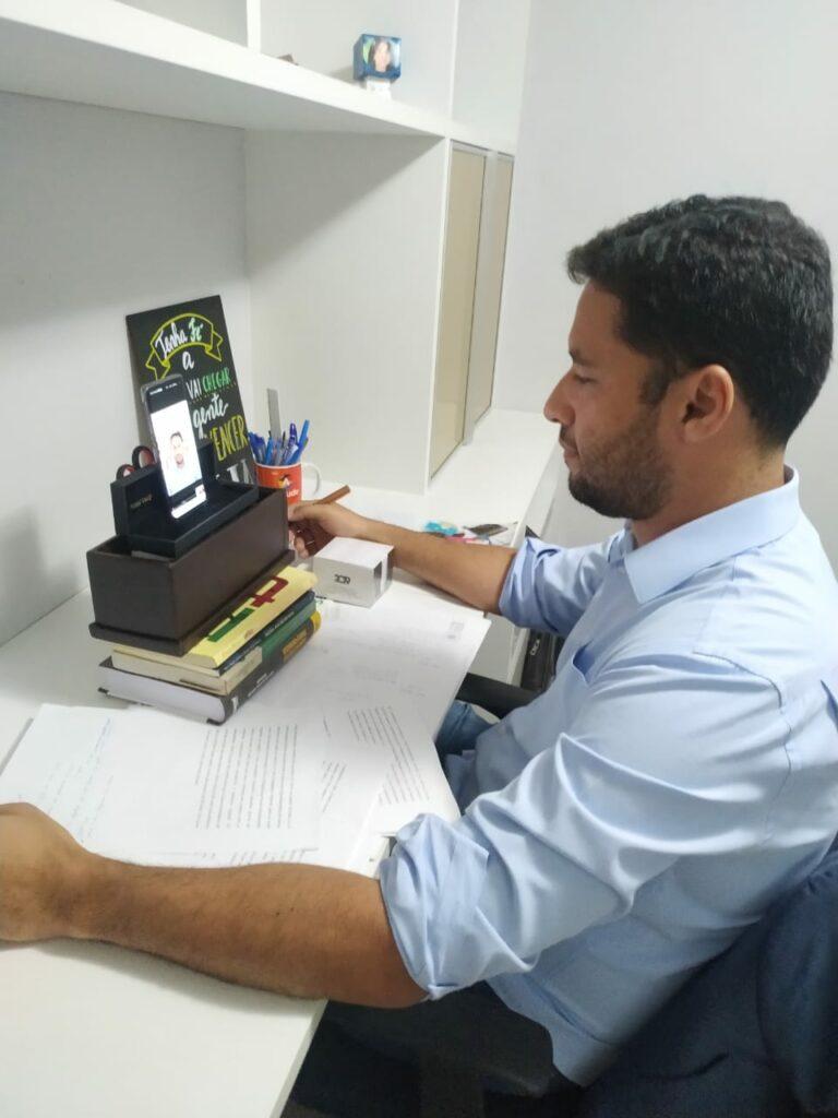 sessão virtual 2 768x1024 - Em voto, Rodrigo Cunha alerta para a necessidade de medidas para populações mais vulneráveis e ajuda a brasileiros que estão fora a turismo sem conseguir voltar